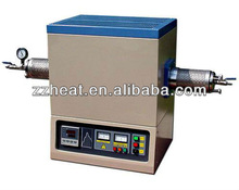 Nitrogen Heat Treatment Vacuum Tube Furnace