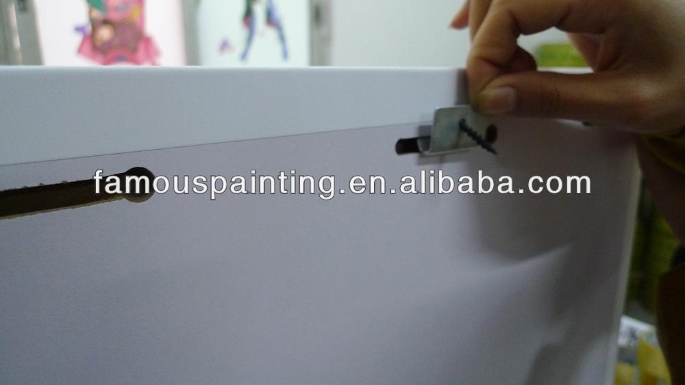Caliente venta tríptico animados caballos corriendo pinturas