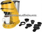 WIS-CM1502 1330W, 1.2L KCup, Ground Coffee, Coffee Pod Espresso Coffee Maker
