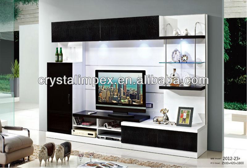 Living Room Futnirue Modern TV WALL UNIT DESIGN 2012 23