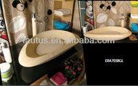 New style ERA7038gl stone sink