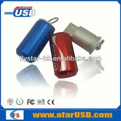metal can USB flash drive with 2GB 4GB 8GB 16GB