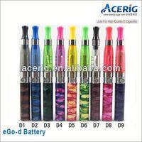 cheapest price e cigarette 1100mah ego battery
