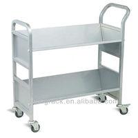 CXYT-021 Library Hand Cart/Book Cart/Book Trolley