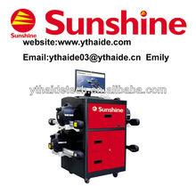 **HC3800 laser 4 wheel alignment