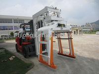 Multiple Overhead Forklift Telescopic block clamp