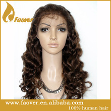 5a grade soft lace front wig indian remy