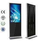 55 Inch Floor Standing LCD Digital Video Advertising Player