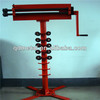 0-5mm Metal Sheet Hand Operated Bead Roller Machine made in China