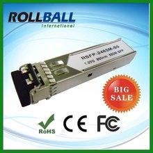Vente chaude monomode sfp fiber optique émetteur - récepteur