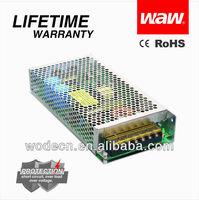 110v dc output power supply 12V,10A 120W CE,ROHS
