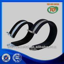 p rubber hose clips