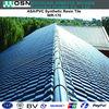 PVC roof edge tile