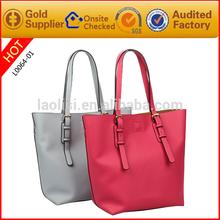Guangzhou supplier 2015 genuine leather luxury lady bag fashion handbags for women