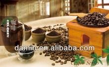 Pó de café instantâneo
