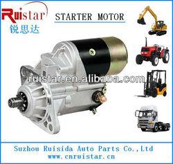 ISUZU 1-81100-307-0 1-81100-295-0 Starter motor for 6HH1 6HE1