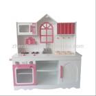 2015 New & Popular kids Wooden Kitchen toy