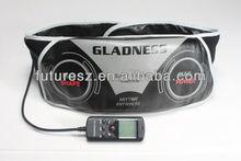 EMS,suana heating and vibration slimming belt