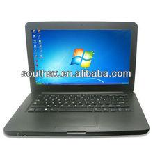 14 inch Intel Atom laptop computer