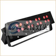 16pcs 4in1 10W LED bar stage light frame