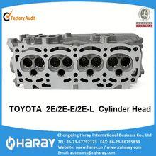 Car Parts of 2E-L Petrol Engine Cylinder Head For TOYOTA Tercel