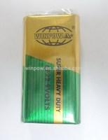 Heavy duty 9v carbon zinc 6f22 battery