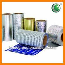 aluminium blister foil for medcine