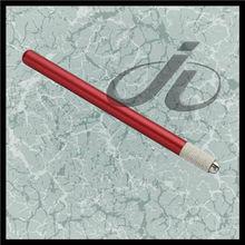 professional red eyebrow manual permanent makeup pen