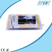 Us Au Eu Uk Socket Ac Power Charger Adaptor Male To Male Electrical Plug Adapter