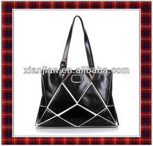 Wholesale - 2015 New Korea Fashion Style Women's PU Leather Handbag, Lady Tote, Shoulder Bags (BSLA053)