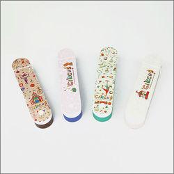 LANGUO stylish design tin pencil case kids stationery model:MXXB-928