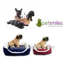 Personalized Kuddle Lounge Dog Bed