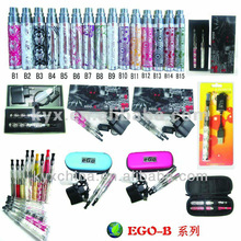 best all types battery b series hot sales electronic cigarette electric cigarette ego-b/ego-k/ego-a