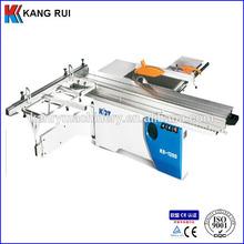Precision sliding table panel saw machine