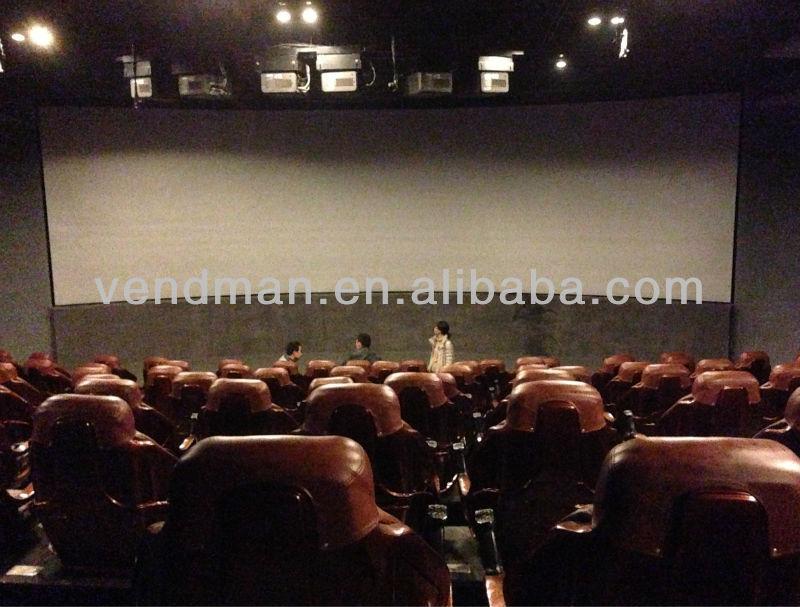 Hot Sale X-Space 5D Cinema / Theater