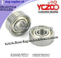 rolamento 605zz deep groove ball bearing
