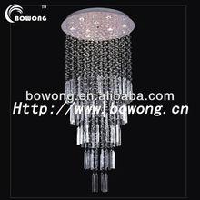 2012 New decorative crystal modern ceiling lights