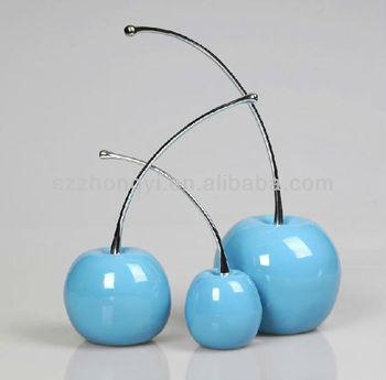 cherry fruit apple resin crafts