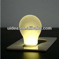 Pocket Card Lights / Mini LED Card light for Promotional Gift