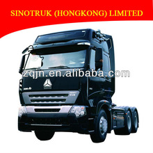 CNHTC HOWO A7 comfortable large tow power tractor truck