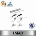 TMA3 simple herraje de puerta corredera deslizante / sistema de la puerta / correderas