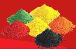 Iron oxide concretion