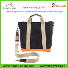 2013 Hot Cotton Canvas Totes Shoulder Bag Woman Fashion Shoulder Tote Bags