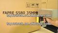 fapre s580 número de la placa de la máquina deimpresión