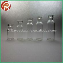 13mm or 20mm neck tubular glass vial(1ml-30ml)