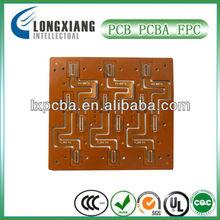 Double-sided flex pcb flexible fpc board