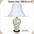 classical art craft desk decorative lamp