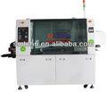 Double machine de soudure à la vague lf250/automatique machine de soudure à la vague