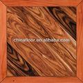 rojo de parquet de arce pisos de madera