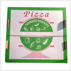 Custom cheap paper pizza Food paper box,food box